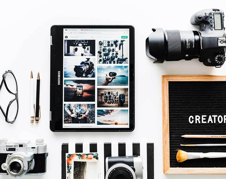 המדריך לצלם המתחיל - ציוד צילום