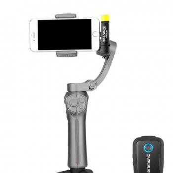 מיקרופון אלחוטי למכשירי אפל IOS - BLINK 500 B3 2