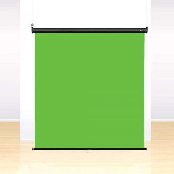 רקע בד ירוק GREEN SCREEN