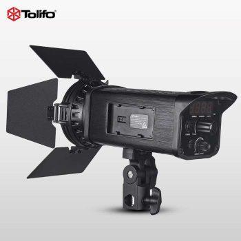 תאורת סטודיו לאיפור TOLIFO FL-60S